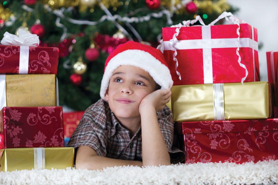 Ali božiček obstaja?